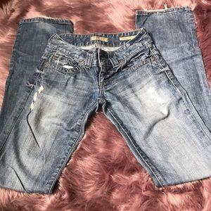 Guess jeans- dare devil boot
